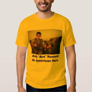 "Andy ""Ace"" Nowacki Shirt"