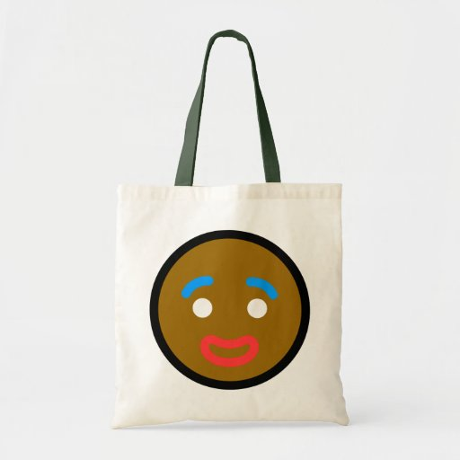 """Andy Awesome®  """"Gingerbread Man"""" bag"""