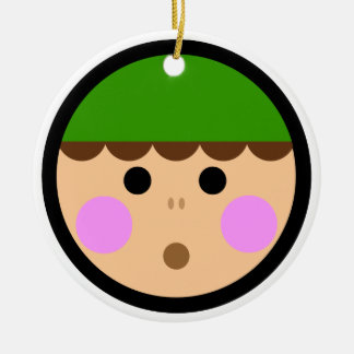 "Andy Awesome® Xmas Ornaments ""Christmas Elf"""