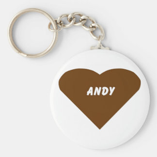 Andy Key Ring
