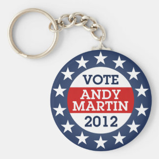 ANDY MARTIN | KEYCHAIN