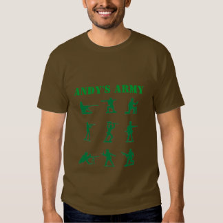 ANDY'S ARMY T-SHIRT