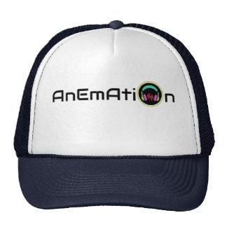 AnEmA Snapback Cap