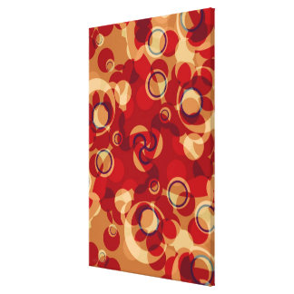 Anemidelic Abstract Art Wrapped Canvas Stretched Canvas Print