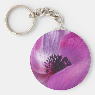 Anemone Keychain