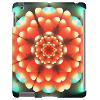 Anemone Mandala iPad Case