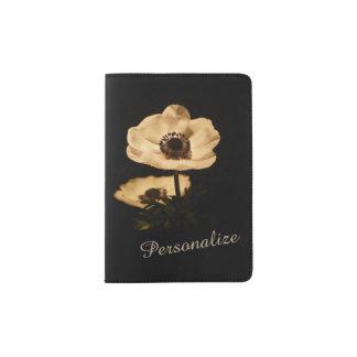 Anemone Passport Holder