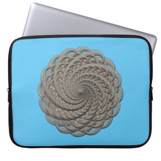 Anemone Ring Pull Laptop Sleeve