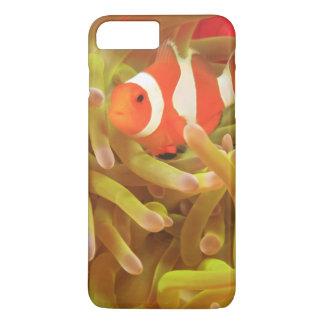 anemonefish on giant indo pacific sea anemone, iPhone 8 plus/7 plus case