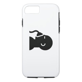 Anesthesia Pictogram iPhone 7 Case