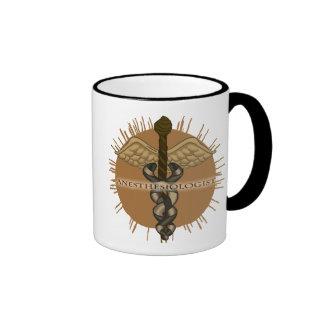 Anesthesiologist Caduceus Coffee Mug