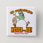 Anesthesiologists 15 Cm Square Badge