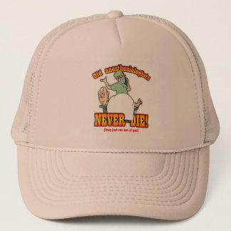 Anesthesiologists Trucker Hat