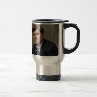 "Aneurin ""Nye"" Bevan Stainless Steel Travel Mug"
