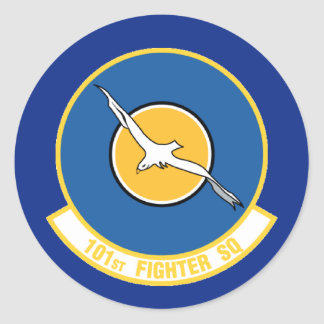 ANG 101st Intelligence Squadron Stickers