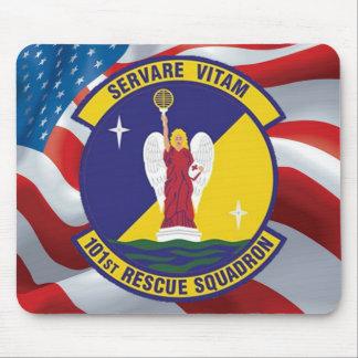 ANG 101st Rescue Squadron Mousepad