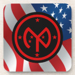 ANG 27th Infantry Brigade Combat Team Drink Coaster