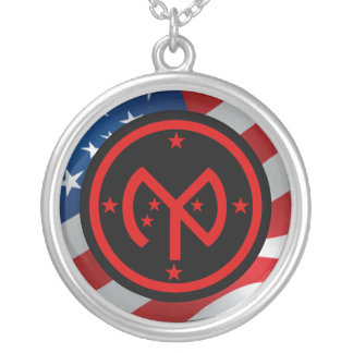 ANG 27th Infantry Brigade Combat Team Personalized Necklace