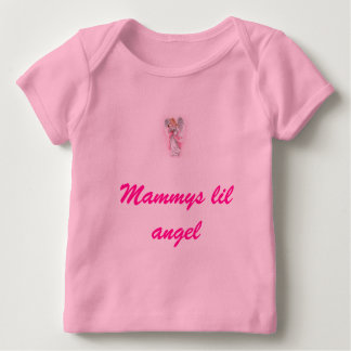 angel8, Mammys lil angel Baby T-Shirt