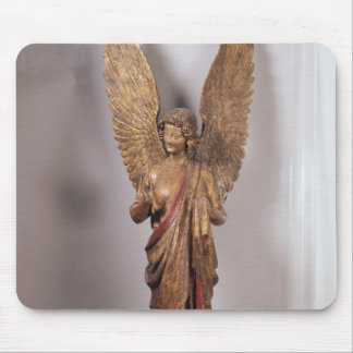 Angel, 1260-70, from the Church of Saudemont Mouse Pad