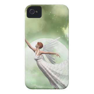 Angel 1 Among Friends Blackberry Barely There Case iPhone 4 Case