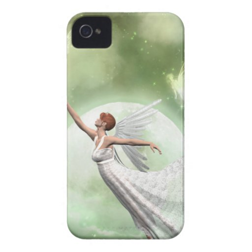 Angel 1 Among Friends Blackberry Barely There Case Blackberry Bold Cover
