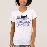 Angel 1 Dad Stomach Cancer Tees