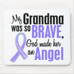 Angel 1 Grandma Stomach Cancer Mousepad