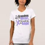 Angel 1 Grandma Stomach Cancer Tee Shirt