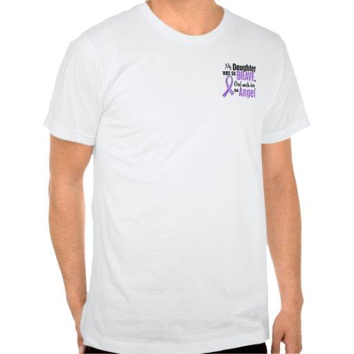 Angel 1 Hodgkins Lymphoma Daughter T Shirts