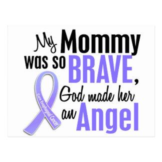 Angel 1 Mommy Esophageal Cancer Postcard