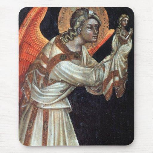 Angel 1 mousepad