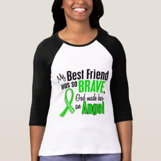 Angel 1 Muscular Dystrophy Best Friend (Female) Tshirt