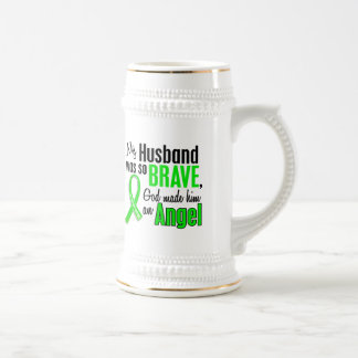 Angel 1 Muscular Dystrophy Husband Coffee Mugs