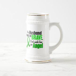 Angel 1 Non-Hodgkin s Lymphoma Husband Coffee Mugs