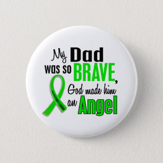 Angel 1 Non-Hodgkin's Lymphoma Dad 6 Cm Round Badge