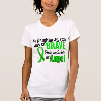 Angel 1 Non-Hodgkins Lymphoma Daughter-In-Law Shirt