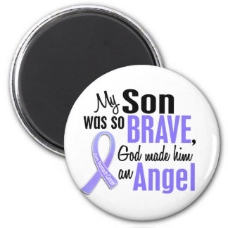 Angel 1 Son Stomach Cancer Magnet