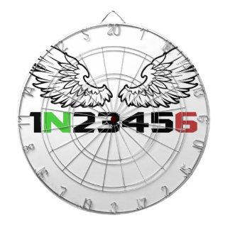 angel 1N23456 Dartboard