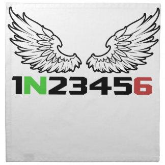 angel 1N23456 Napkin