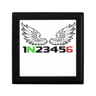 angel 1N23456 Small Square Gift Box
