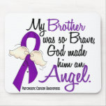 Angel 2 Brother Pancreatic Cancer Mouse Mats