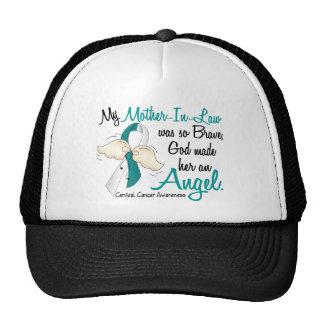 Angel 2 Cervical Cancer Mother-In-Law Hat