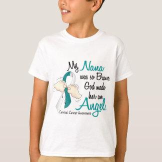 Angel 2 Cervical Cancer Nana T Shirt