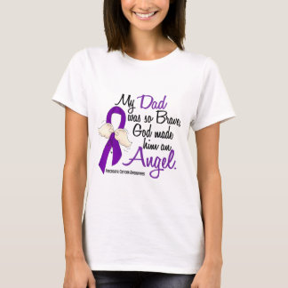 Angel 2 Dad Pancreatic Cancer T-Shirt