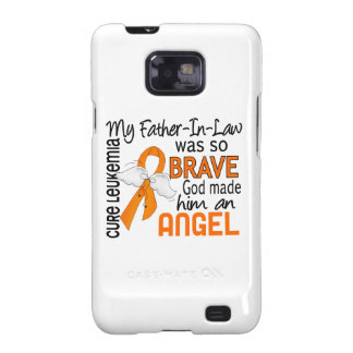 Angel 2 Father-In-Law Leukemia Galaxy SII Cases