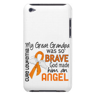 Angel 2 Great Grandpa Leukemia iPod Touch Cover
