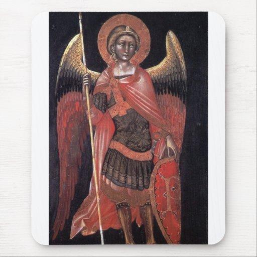 Angel 2 mousepad