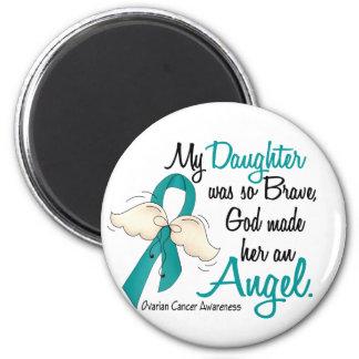 Angel 2 Ovarian Cancer Daughter Magnet