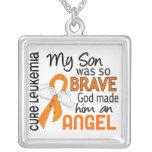 Angel 2 Son Leukaemia Jewelry